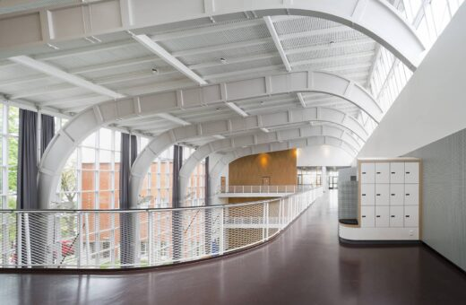 Kirkebjerg Skole aula