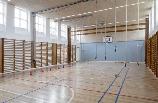 Kirkebjerg Skole faglokale