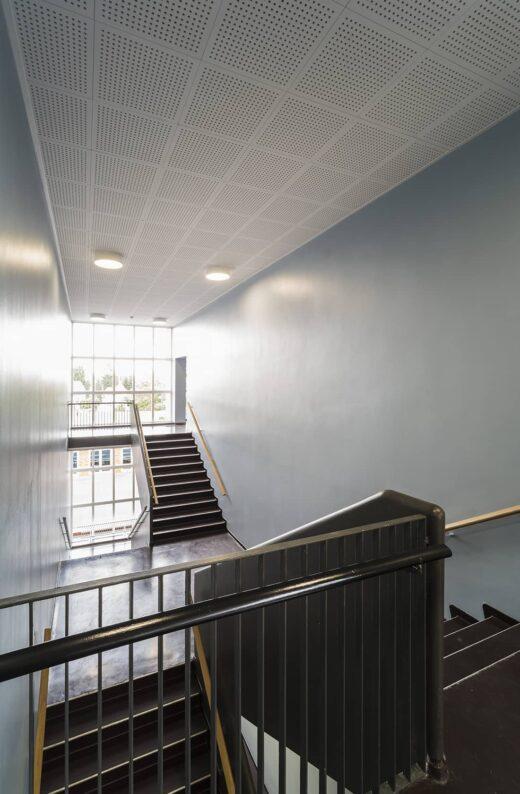 Kirkebjerg Skole trappe