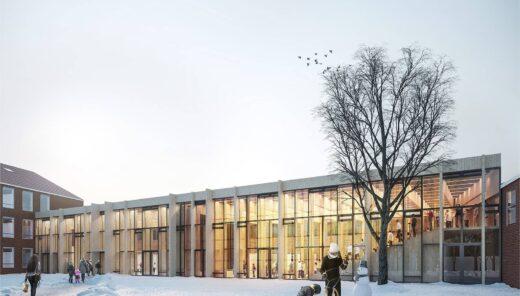Lundtofte Skole kulturcenter