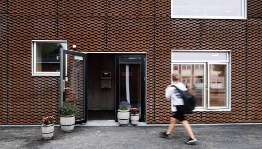 Holbæk private realskole indgang