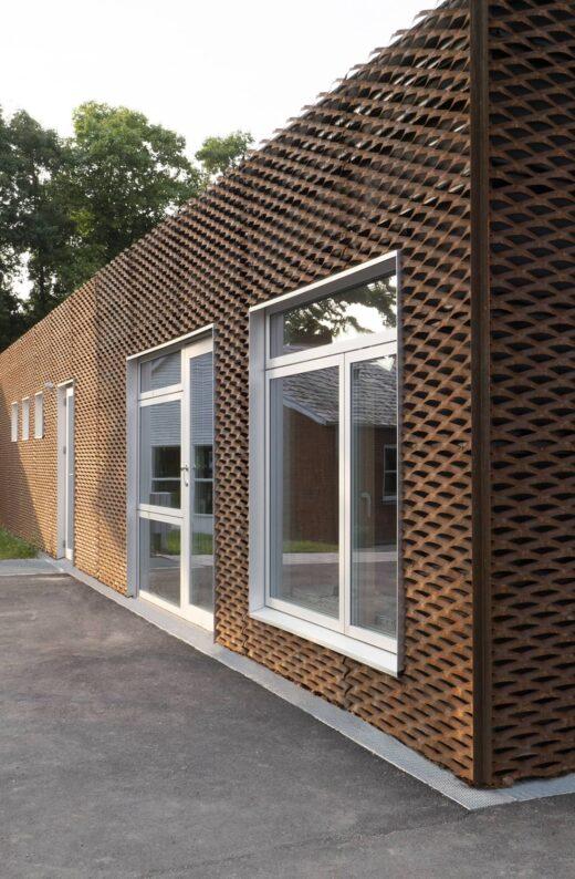 Holbæk private realskole facade