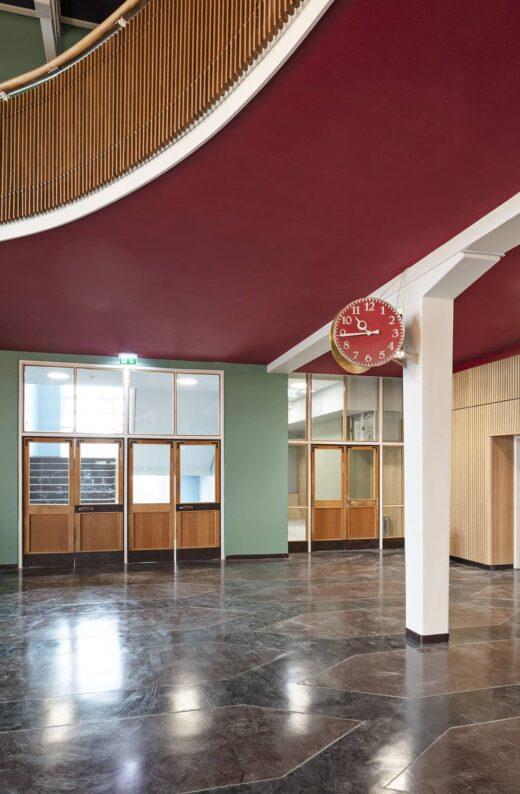 Lundehusskolen aula