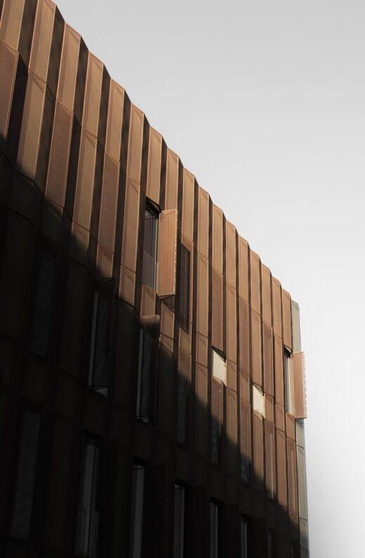 Metropol facadedetalje