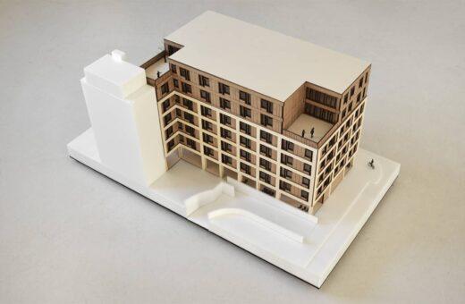 Bryggerhuset model