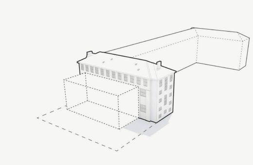 Kulturcenter Kildevæld diagram C