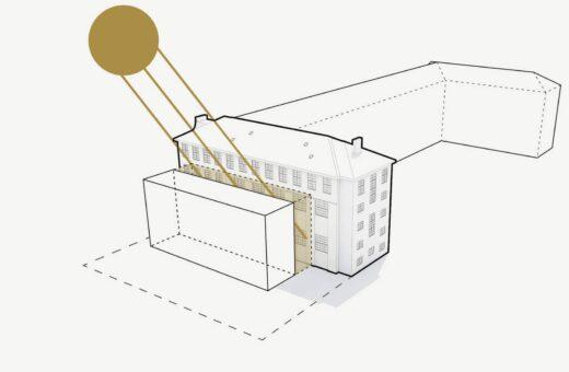 Kulturcenter Kildevæld diagram E