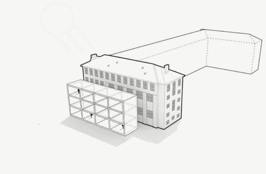 Kulturcenter Kildevæld diagram F