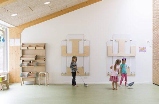 Idrætsbørnehaven Rymarksvej møbler 2