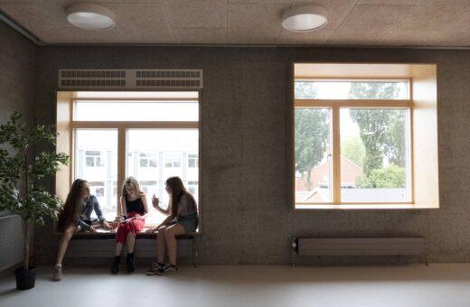 Holbæk private realskole siddenicher