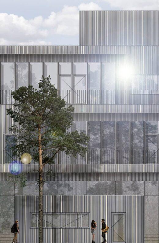 TEC facade