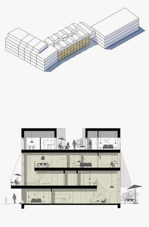 Knudrisrækkerne boligtyper tetris