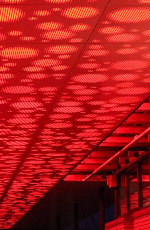 Dyvekeskolen LED-lys