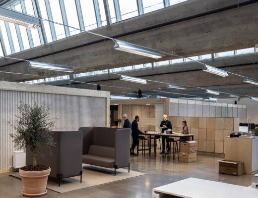 Kontoret i Willemoesgade