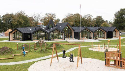 Bording Børnehus legeplads