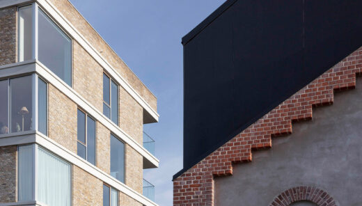 Chimney House facader