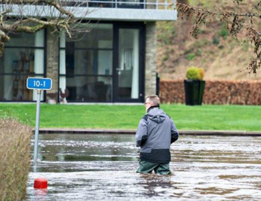 Oversvømmet vej 3