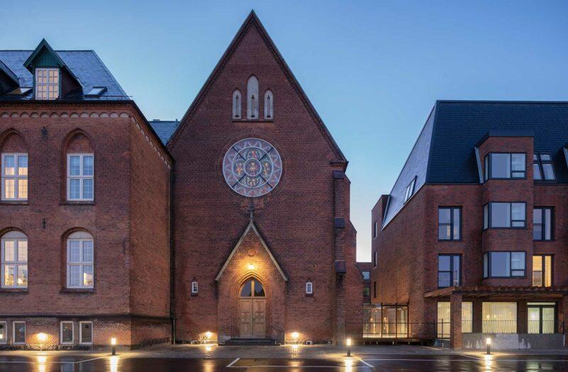 Sankt Joseph facade