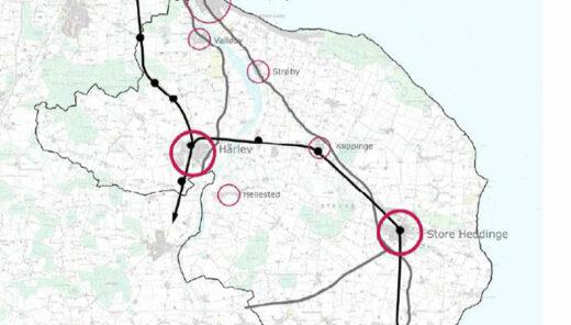 Stevns Kommune trafikplan