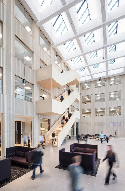 Sweco HQ atrium 2