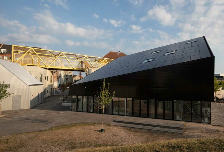Verdens Bedste Børneby facade