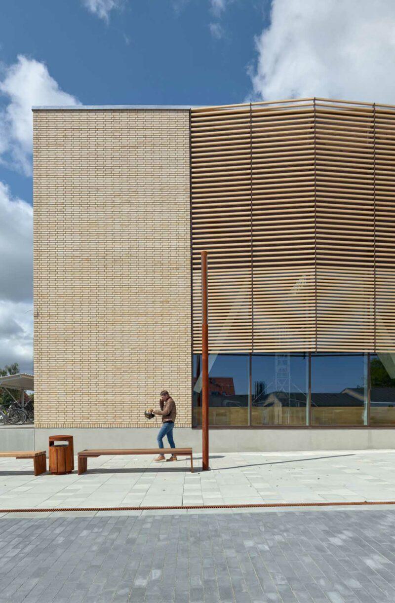 Campus Nyborg facade