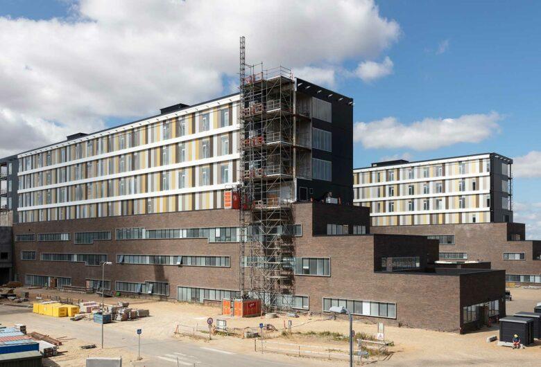 DNV Gødstrup bygges