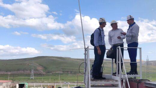 Projektarbejde i Mongoliet