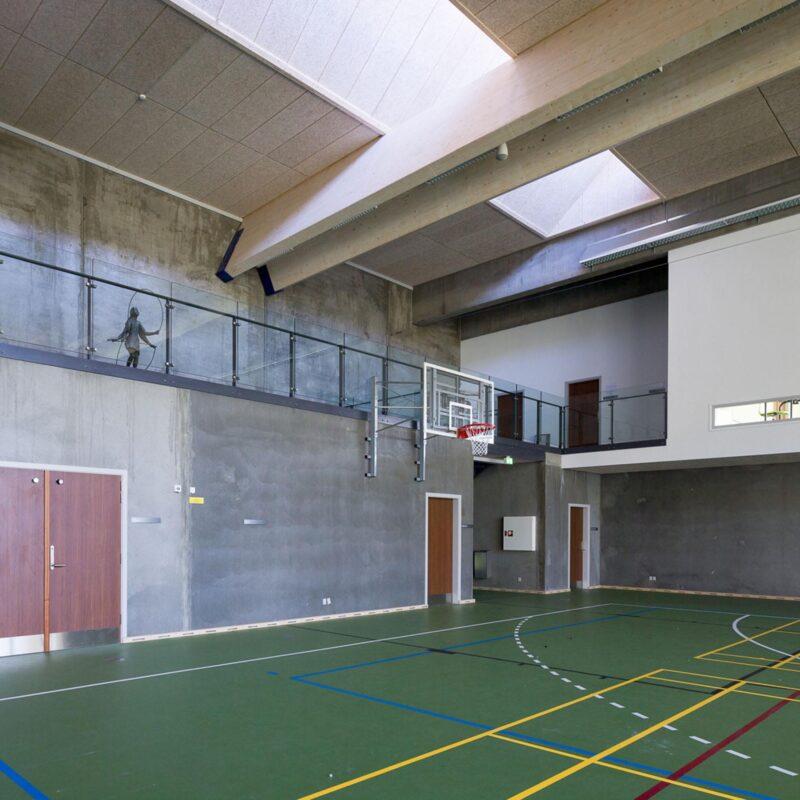 Frederiksborg Gymnasium multihal