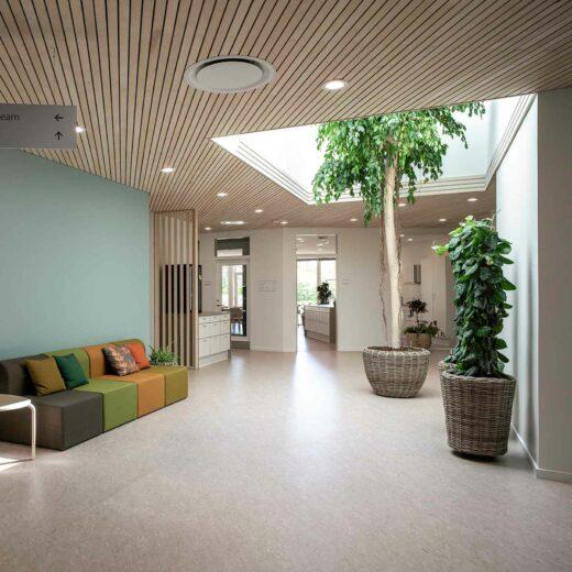 Hospicevangen opholdsareal