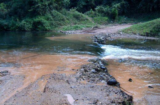 Laos flod