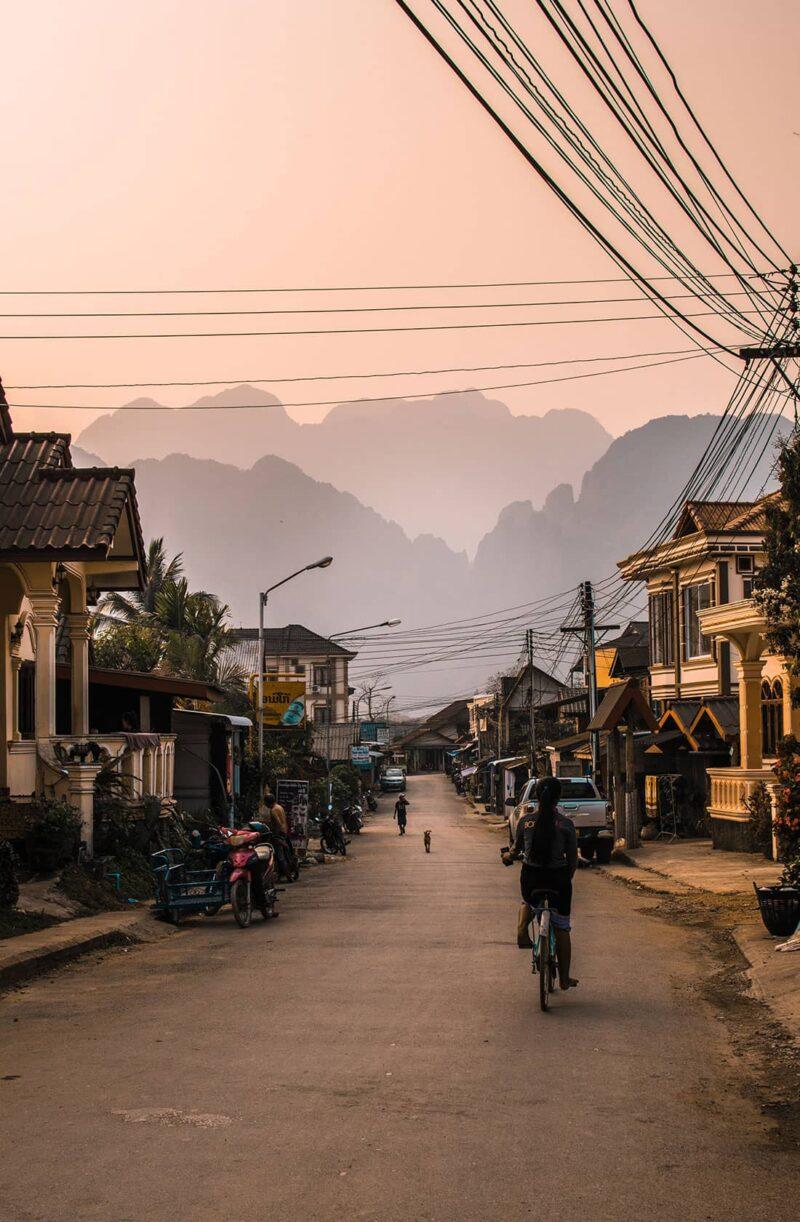 Laos bygade