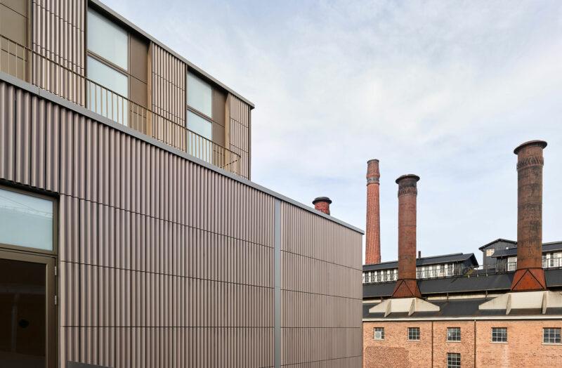Mineralvandsfabrikken og Mineralvandshuset