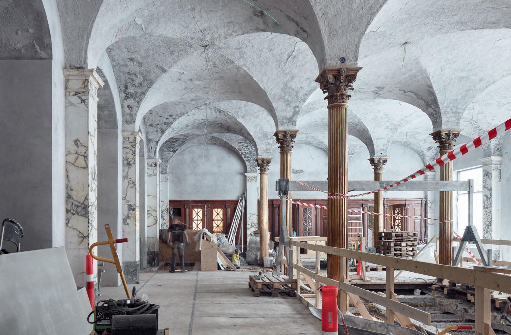 Niels Hemmingsens Gade renovering