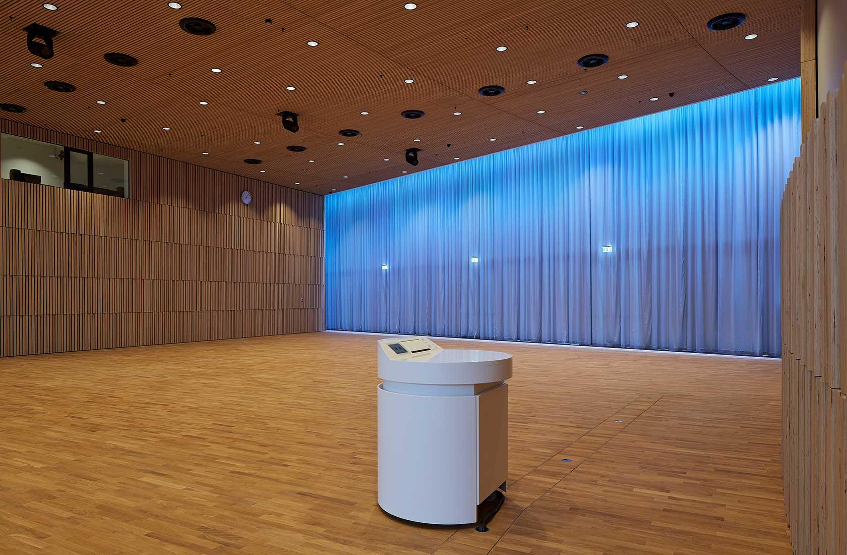Novo Nordisk lysdesign gardiner