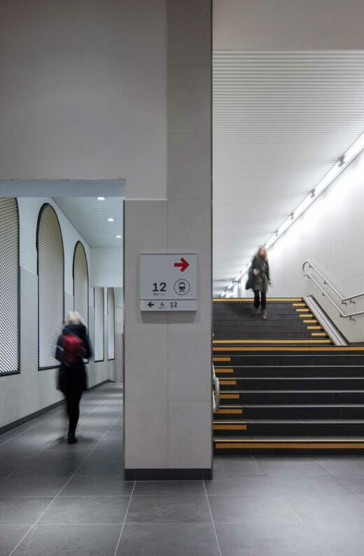 Østerport Station fodgængere