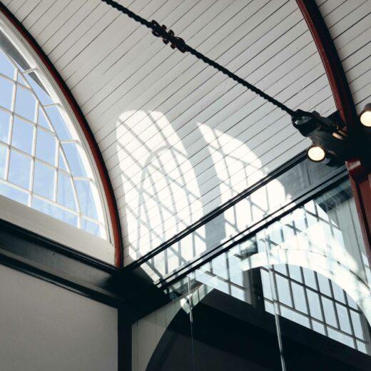 Østerport Station loftsdetalje