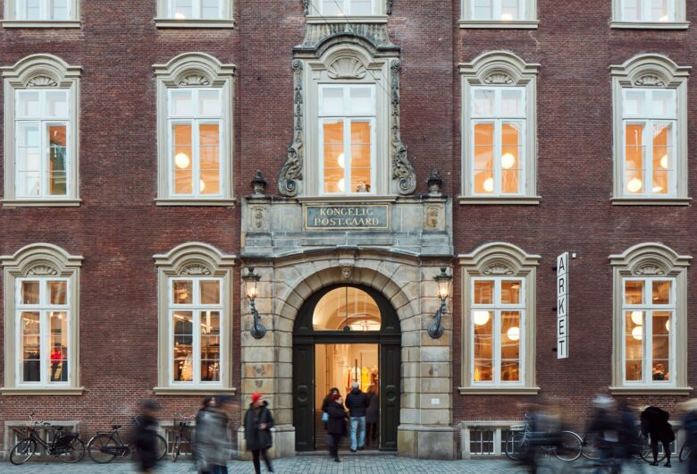 Postgårdens facade 2
