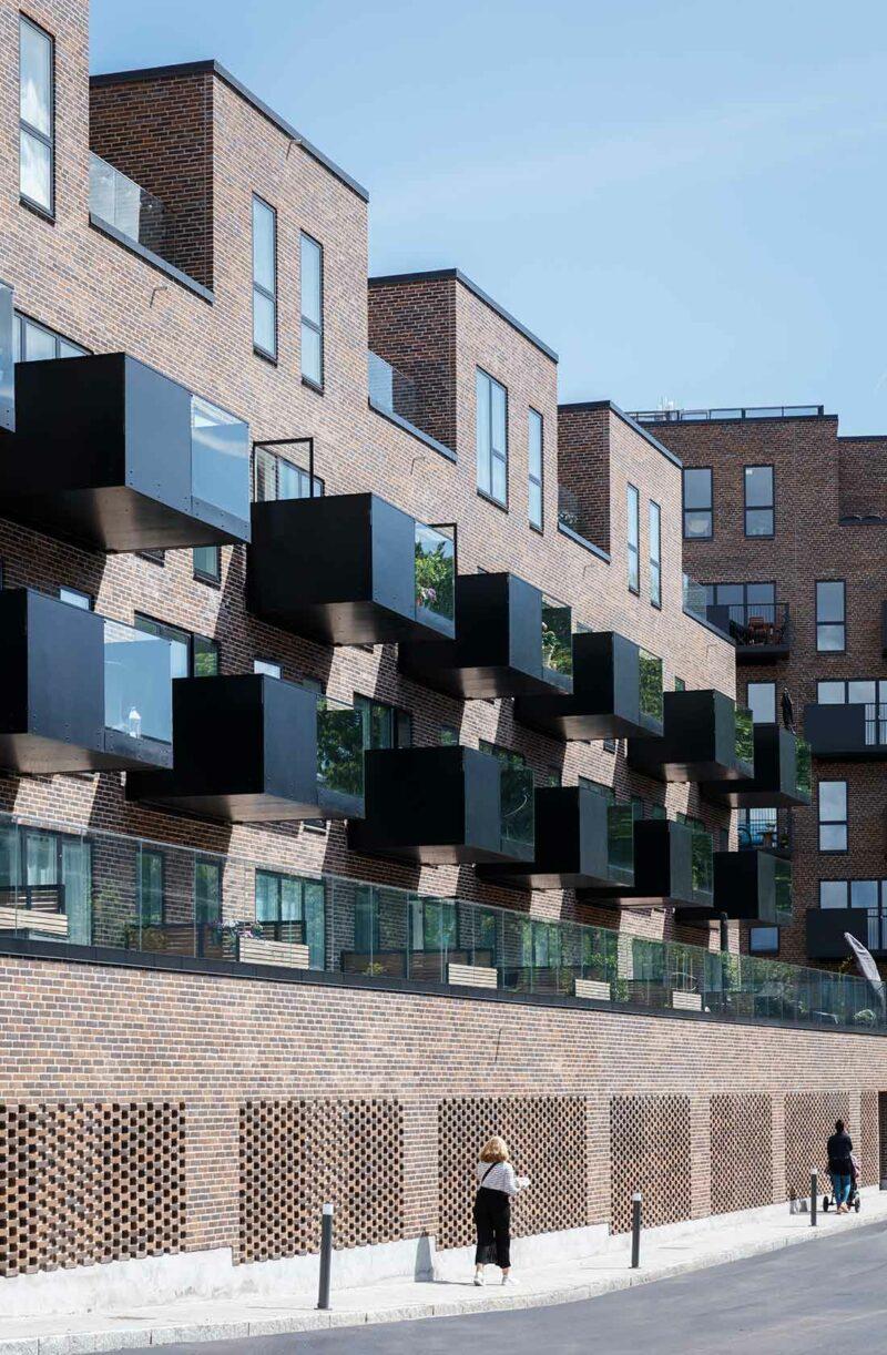 Søborg Møbelfabrik facader