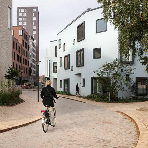 Thomas B. Thriges Gade cykelsti