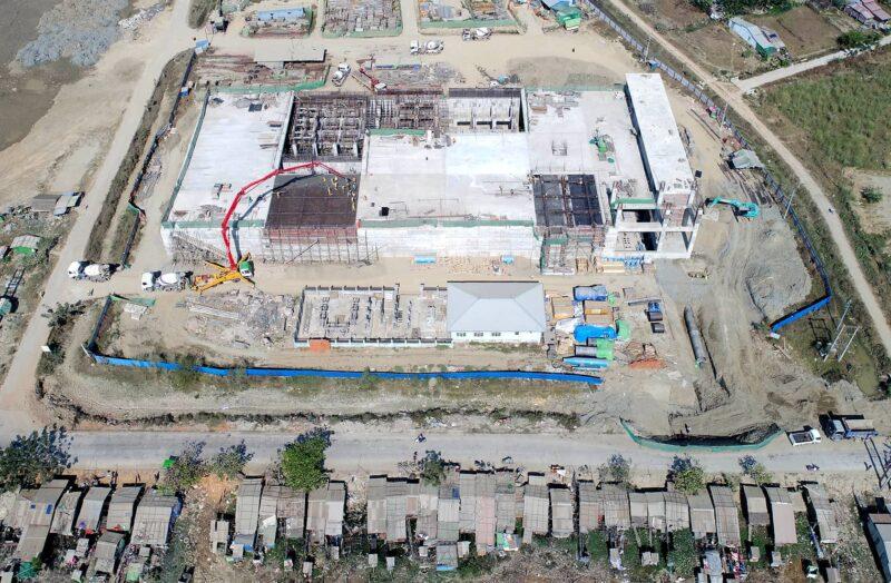 Myanmar projekt overview 3
