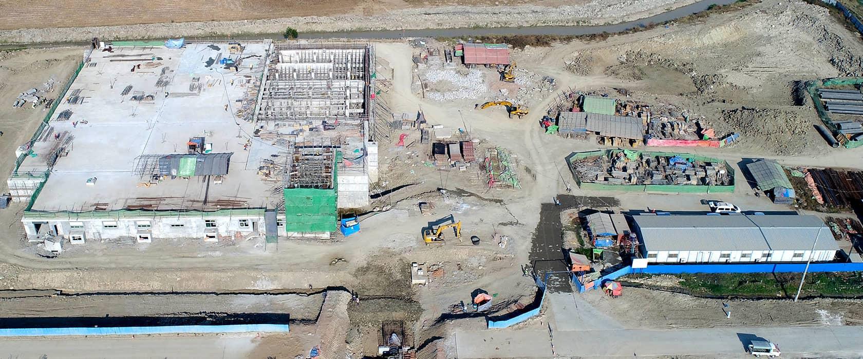 Myanmar projekt overview