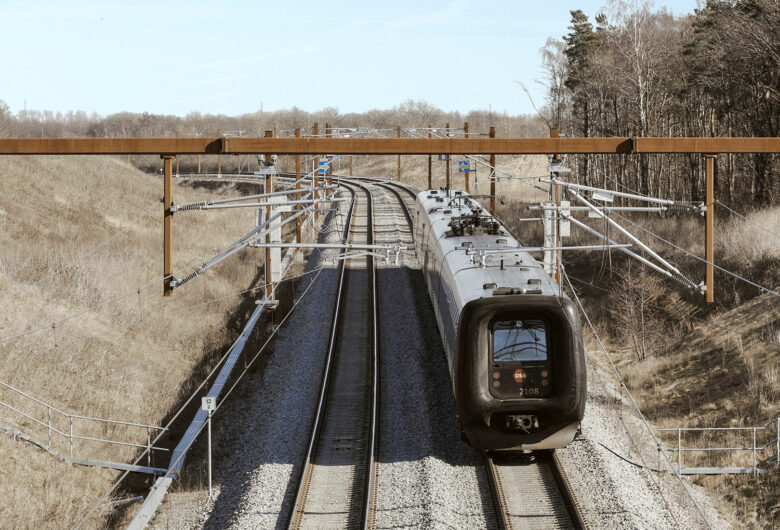 Tog på KBH - Ringstedbanen