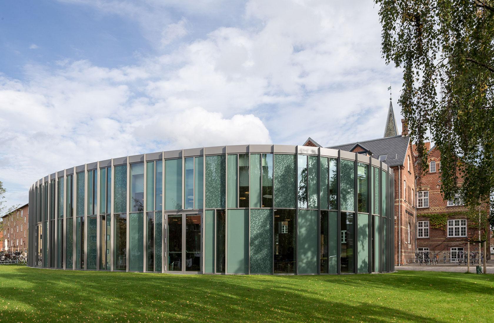 Ordrup Gymnasium tilbygning
