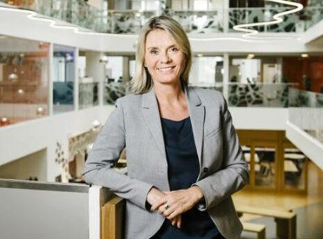 Åsa Bergman bliver ny CEO i Sweco-koncernen