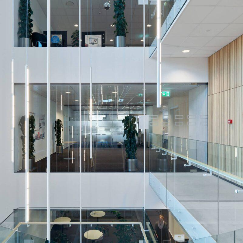 Mødelokaler i Bankdata