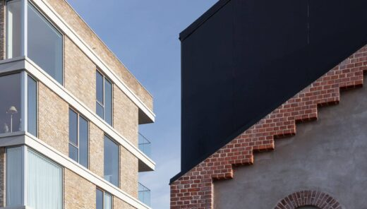 Chimney House facader 2