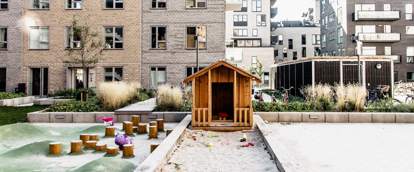Greensquare Garden legeplads