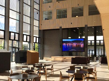 Sweco flytter i nyt hovedkontor