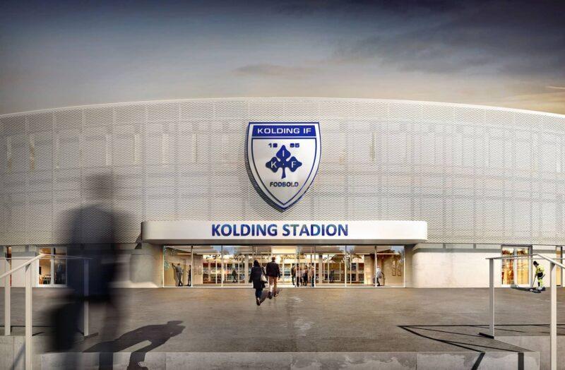 Kolding Stadion indgang
